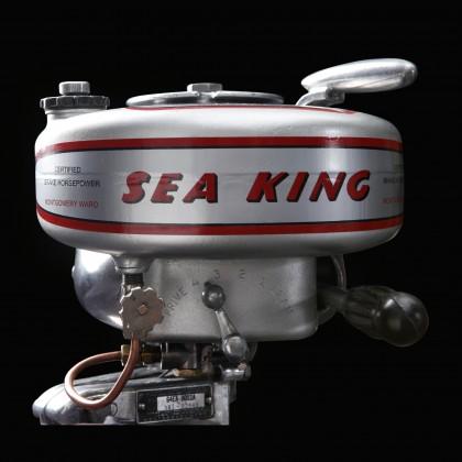 Sea King Midget 1946 Boat Motor