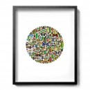 24 x 30 Limited Aesthetica Sphere