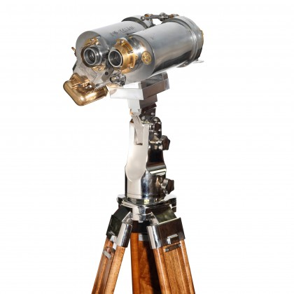 7x50 Bausch & Lomb US Sub Binocular on Tripod