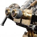 Russian TZK 10×80 Binoculars on Wood & Steel Tripod 6
