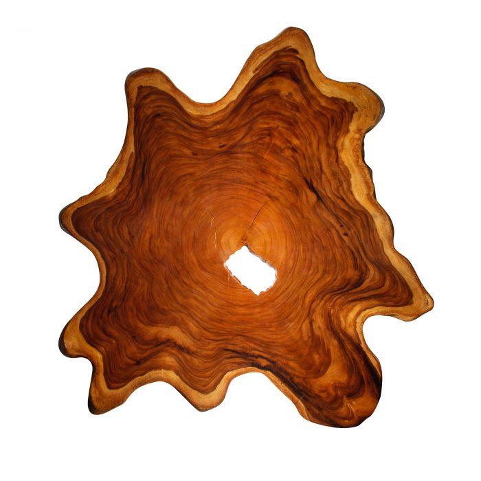 Yellow Cedar Natural Wood Art – ET1 1
