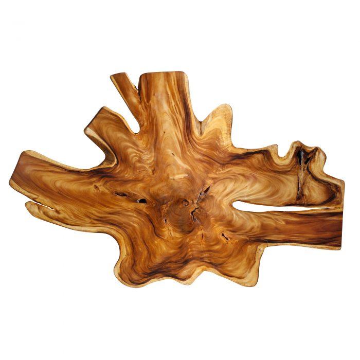 Saman Natural Wood Art – ET5 1