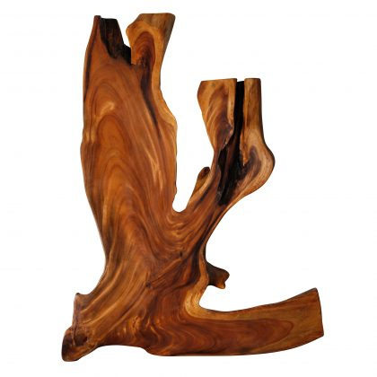 Saman Natural Wood Art - GR