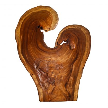 Saman Natural Wood Art - GU