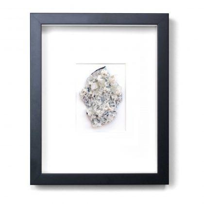 11 x 14 Mineral Apophyllite Clear