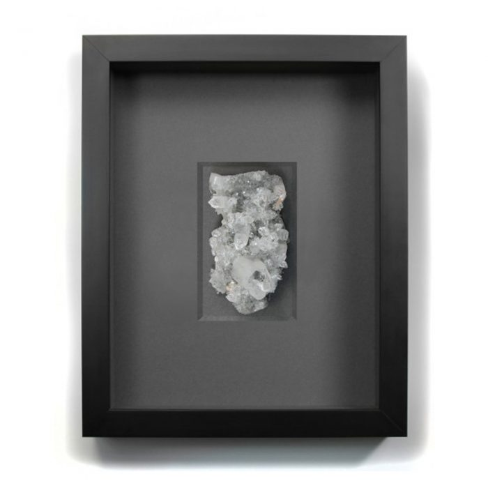 8 x 10 Mineral Apophyllite Clear 1