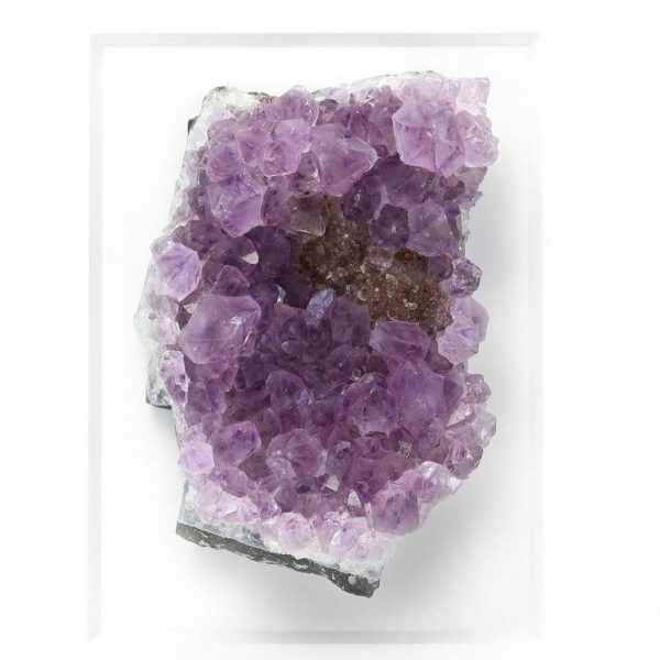 11 x 14 Mineral Amethyst
