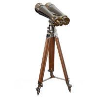 Japanese WWII 20×120 Toko Binocular 5