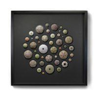 32x32 Urchin Test Mosaic