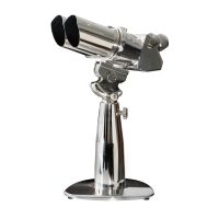 German 10x80 Binoculars - Table Mount