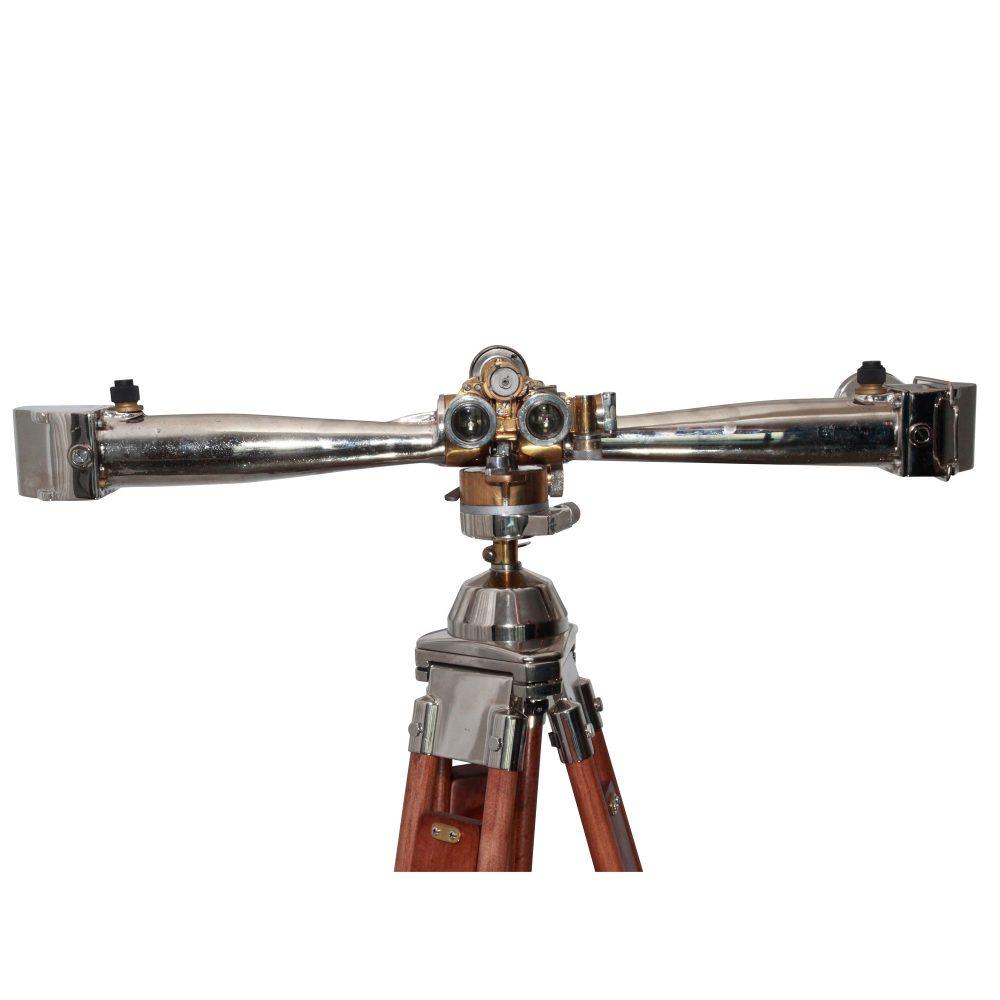 Russian 10x45 Donkey Ears Binocular SN1120167