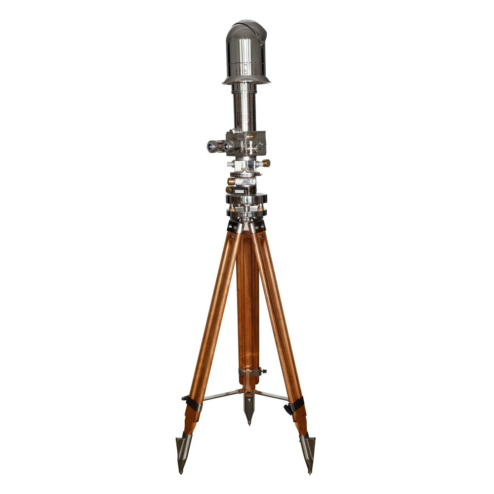 Zeiss 10x50 Periscope Binocular wtih Wooden Tripod