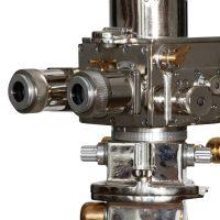 Zeiss 10×50 Periscope Binocular wtih Wooden Tripod 2
