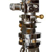 Zeiss 10×50 Periscope Binocular wtih Wooden Tripod 3