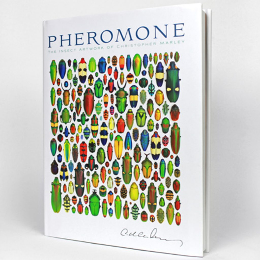 Book - Pheromone, The Insect Artwork