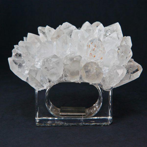 Kathryn McCoy Napkin Ring Clear Quartz