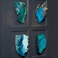 11 x 14 Chrysocolla Quad 2