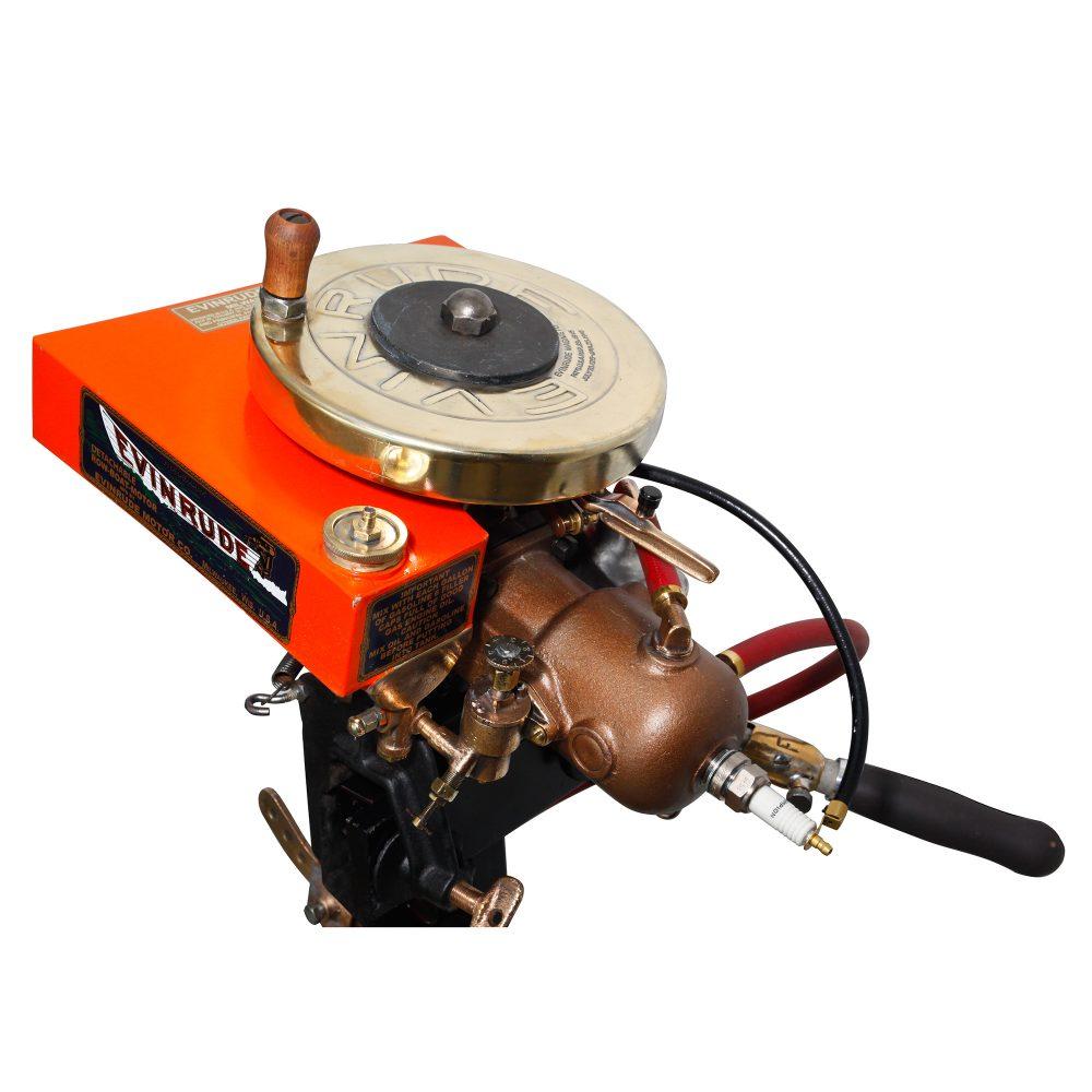 Evinrude Detachable Boat Motor