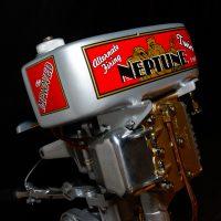 The Neptune Twin 1940 Boat Motor 3