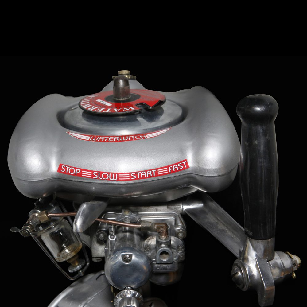 Waterwitch Outboard 1940 Motor