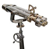 Japanese WWII 40×120 Nippon Binocular 4