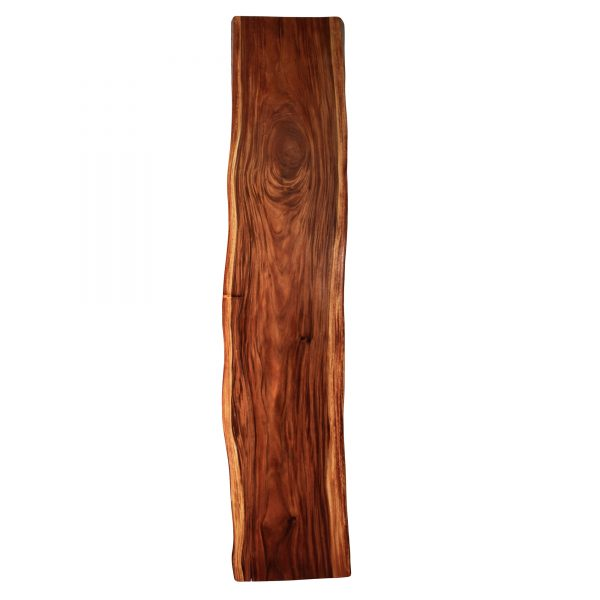 Live Edge Wood Slab - Saman BR15