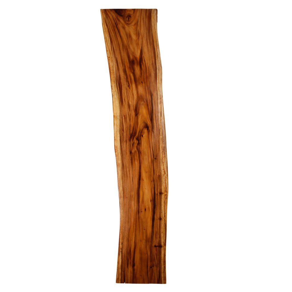 Live Edge Wood Slab - Saman BR26