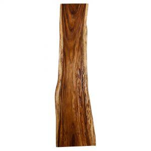 Live Edge Wood Slab - Saman BR40