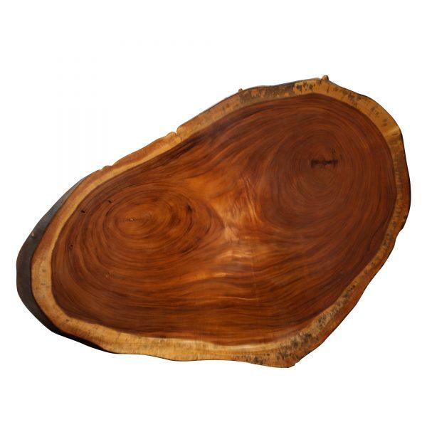 Live Edge Wood Slab - Saman R96