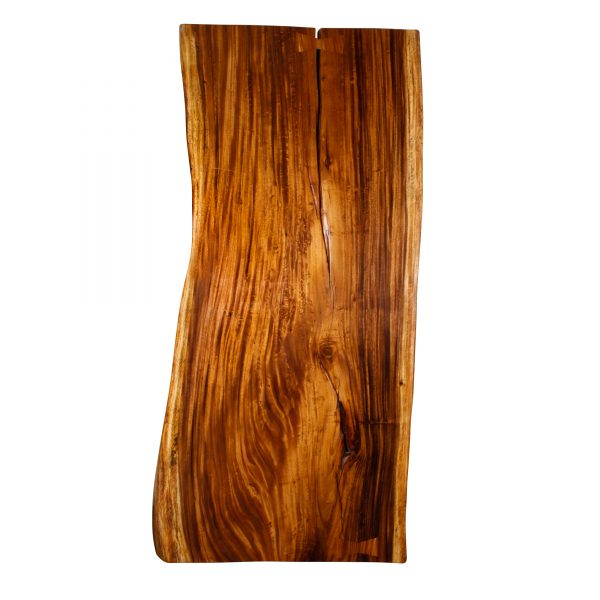 Live Edge Wood Slab - Saman TM13