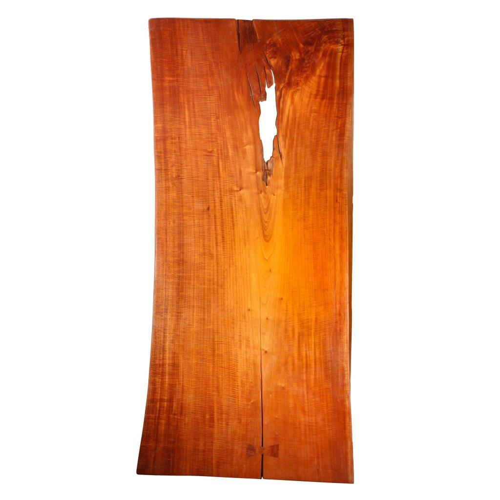 Live Edge Wood Slab - Red Cedar Saman TM2