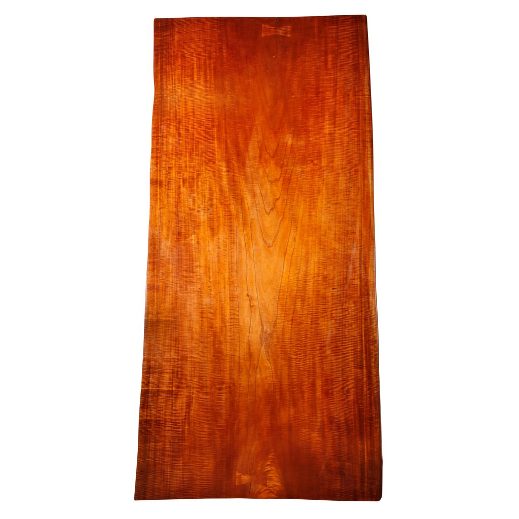 Live Edge Wood Slab - Red Cedar Saman TM4