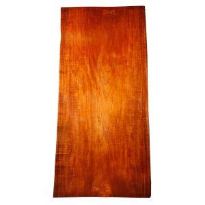 Live Edge Wood Slab - Red Cedar Saman TM4