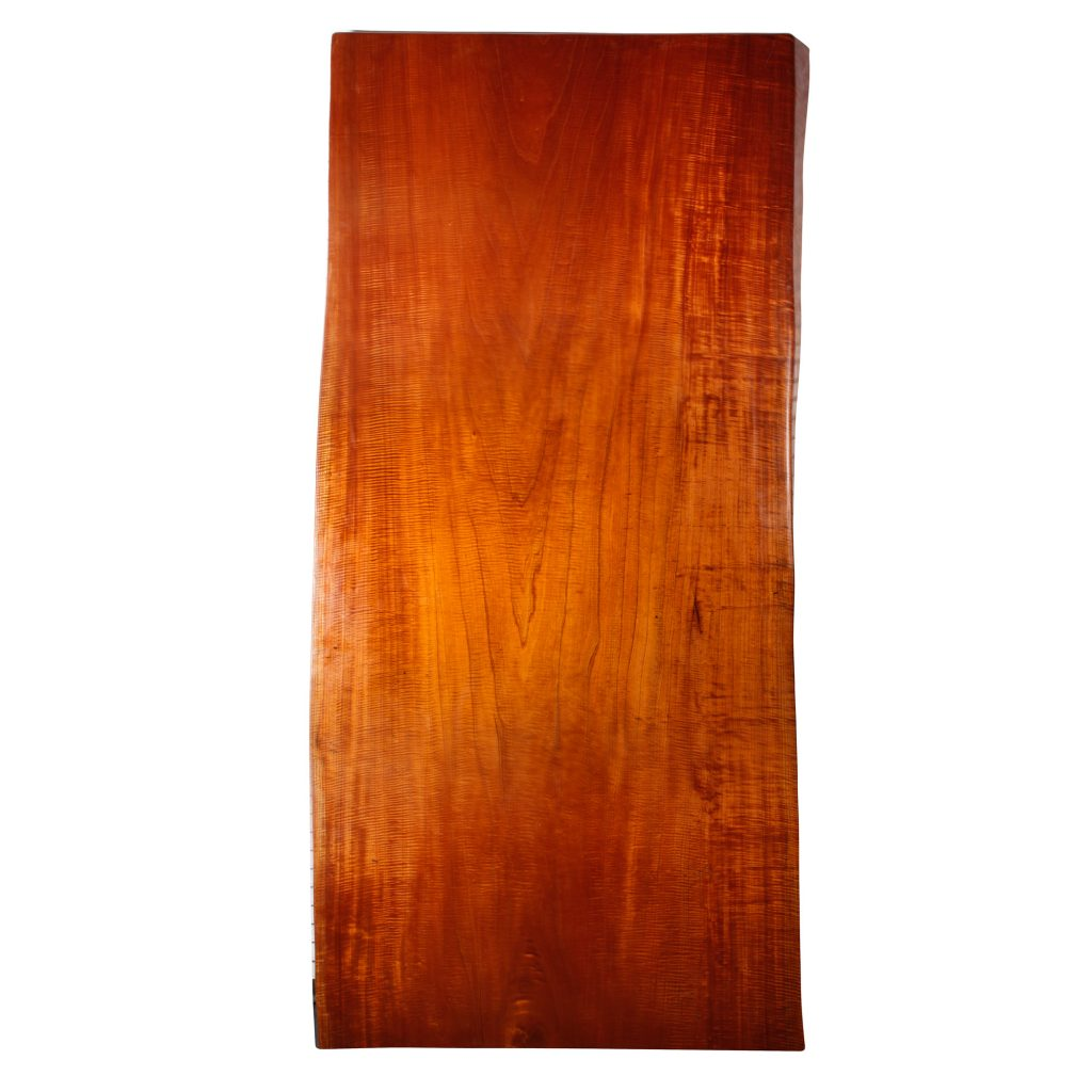 Live Edge Wood Slab - Red Cedar Saman TM6