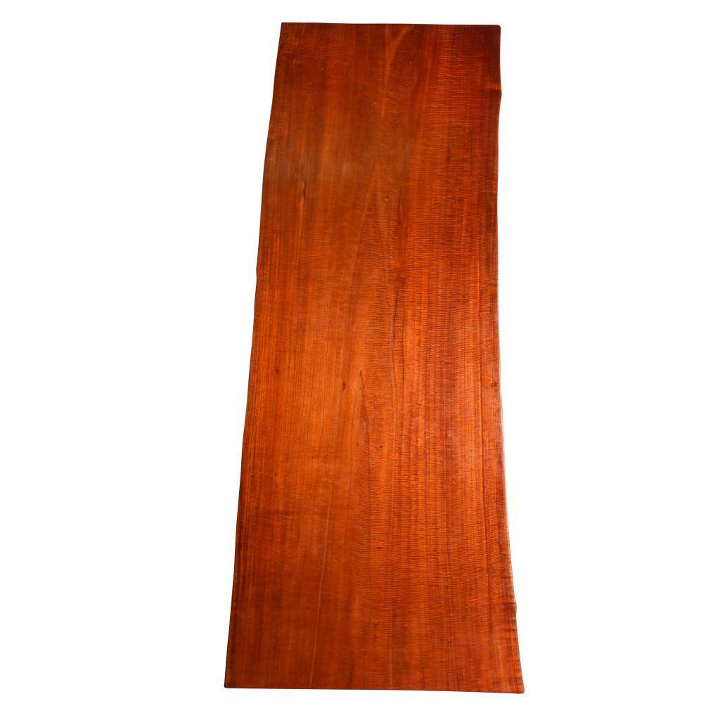 Live Edge Wood Slab - Red Cedar Saman TM7