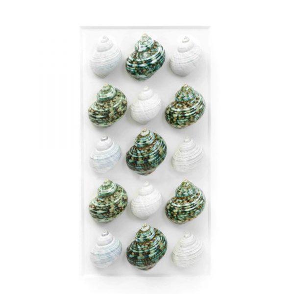 16 x 20 Jade Turbos