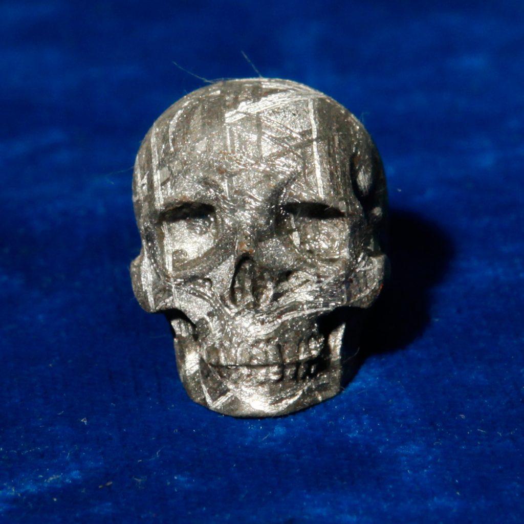Skull Meteorite #14 - 34.9 grams