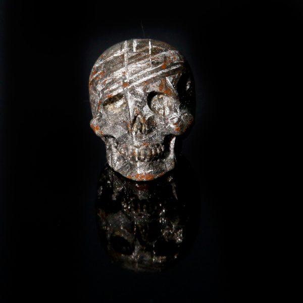 Skull Meteorite #24 - 34.8 grams
